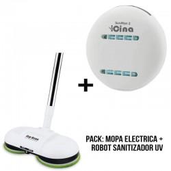 Pack Mopa Eléctrica +...